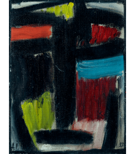 Alexej von Jawlensky - Meditation. Printing on canvas