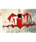 Andy Warhol - Batman. Stampa su tela