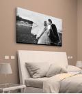 La tua foto su tela. Alta qualità, dimensioni personalizzate.