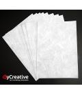 Rice paper printable - Light - A4