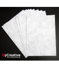 Rice paper sheets printable - Light - A3