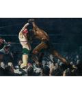 George Bellows - Entrambi i soci di questo club. Stampa su tela