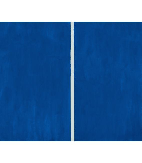 Barnett Newman - Onement VI. Printing on canvas