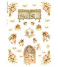 Carta di riso per decoupage VIT-SPI-0009