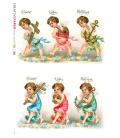 Carta di riso per decoupage VIT-SPI-0004