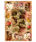 Carta di riso per decoupage VIT-PH-0077