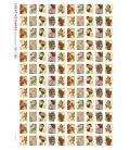 Carta di riso per decoupage VIT-FLO-0025