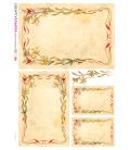 Carta di riso per decoupage VIT-FLO-0012