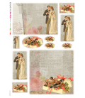 Carta di riso per decoupage VIT-FIG-0060