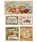 Carta di riso per decoupage VIT-FIG-0058