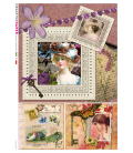 Carta di riso per decoupage VIT-FIG-0047