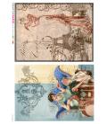 Carta di riso per decoupage VIT-FIG-0063