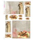 Carta di riso per decoupage VIT-FIG-0060