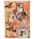 Carta di riso per decoupage VIT-FIG-0048