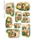 Carta di riso per decoupage VIT-FES-0020