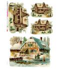 Carta di riso per decoupage VIT-FES-0010
