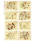 Carta di riso per decoupage VIT-ANI-0009