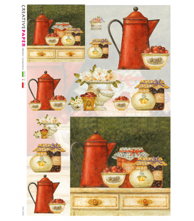 Carta di riso per decoupage GAS-0083
