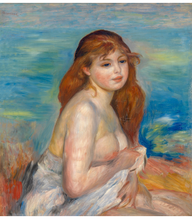 Pierre Auguste Renoir - After Bath