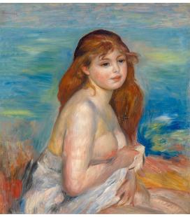 Pierre Auguste Renoir - Dopo il Bagno