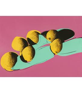 Andy Warhol - Limone