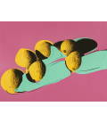 Andy Warhol - Lemon