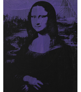 Andy Warhol - Mona Lisa