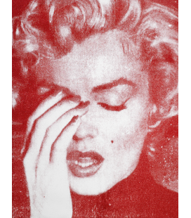 Andy Warhol - Marilyn crying