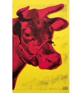 Andy Warhol - Mucca