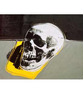 Andy Warhol - Teschio