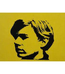 Andy Warhol - Self portrait, 1964