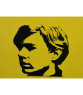 Andy Warhol - Self portrait, 1964