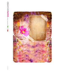 Carta di riso per decoupage ALBUM_G_0005