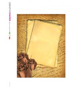 Carta di riso per decoupage ALBUM_G_0009