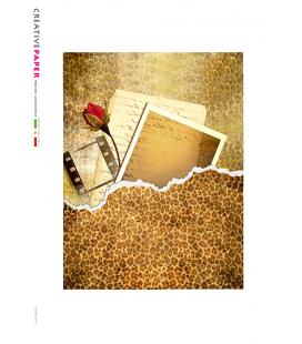 Carta di riso per decoupage ALBUM_G_0011
