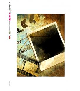 Carta di riso per decoupage ALBUM_G_0013