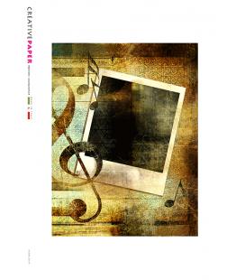 Carta di riso per decoupage ALBUM_G_0014