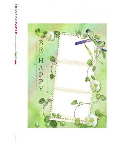 Carta di riso per decoupage ALBUM_G_0035