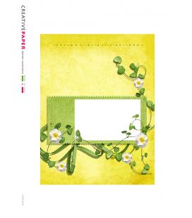 Carta di riso per decoupage ALBUM_G_0036
