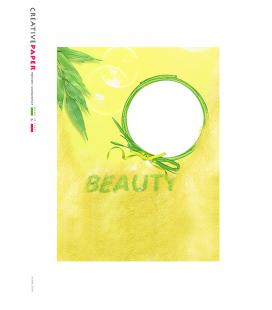 Carta di riso per decoupage ALBUM_G_0041