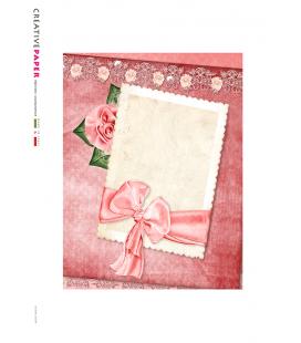 Carta di riso per decoupage ALBUM_G_0049
