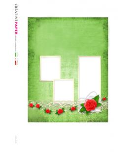 Carta di riso per decoupage ALBUM_G_0050