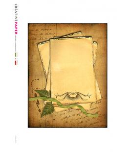Carta di riso per decoupage ALBUM_G_0051