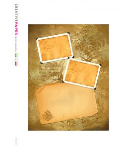 Carta di riso per decoupage ALBUM_G_0055
