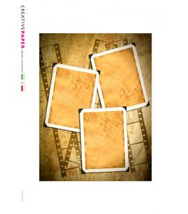 Carta di riso per decoupage ALBUM_G_0058