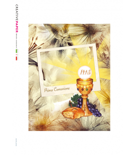 Carta di riso per decoupage ALBUM_G_0062