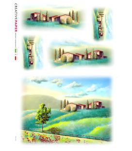 Carta di riso per decoupage PAE_0002