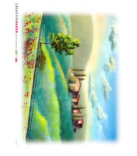 Carta di riso per decoupage PAE_0012