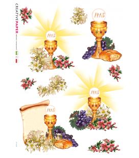 Carta di riso per decoupage SPI_0030