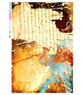 Carta di riso per decoupage TEX_0006